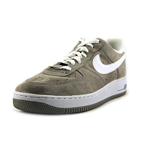 Nike Air Force 1–Hombres De Baloncesto Zapatos 086-cool Grey Black White