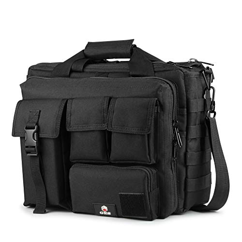 Tactical Briefcase 15.6 Inch