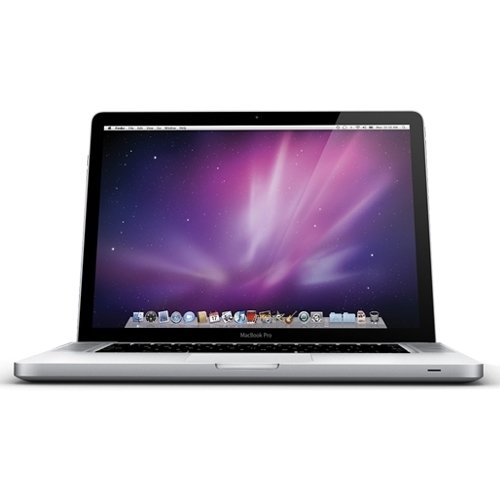 Apple MacBook Pro MD314LL/A Intel Core i7-2640M X2 2.8GHz 4GB 750GB 13.3'',Silver (Refurbished) ()
