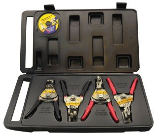 4 Pc Quick Release Pliers by RATCHET MASTER