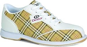 Dexter Ana Bowling Shoes, Silver/Light Grey, 7