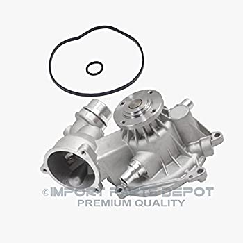 Amazon Com Gmb 115 1120 Oe Replacement Water Pump With Gasket
