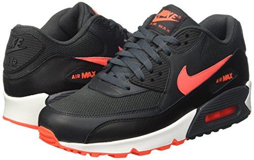 Air 90 Max Essential anthracite wht Pour Hommes blck Noir Nike Crmsn Ttl EqdOwE