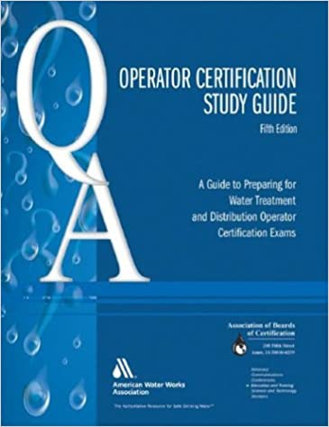 Water Treatment Exam Study Guide