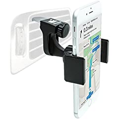 Finally, a Car Vent Mount that Won't Fall Off - the Jelly-Grip Car Vent Mount from Square Jellyfish