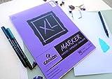 Canson XL Series Marker Paper Pad, Semi Translucent
