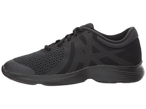 Nike Mens Revolution 4 Scarpa Da Corsa Nero / Nero