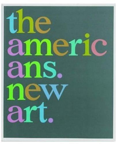 The Americans-New Art pdf epub