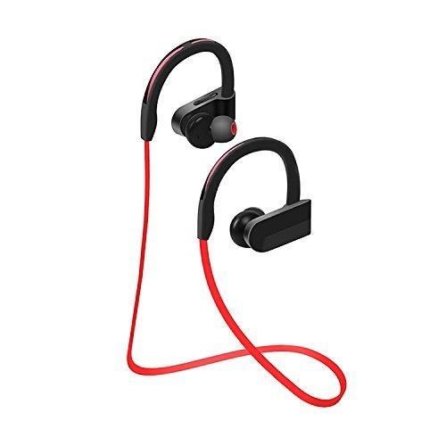 Jades Sport Bluetooth Sweatproof Headphones With Microphone