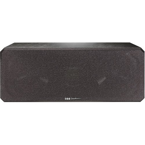 BIC America DV-62CLRS 6-Inch 2-Way Center Channel Speaker by BIC America
