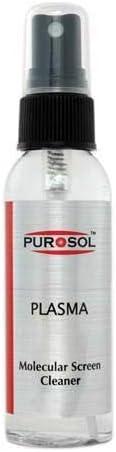 Purosol Multi Purpose Plasma Cleaner for Monitors & Screens, Including Plasma LCD, DLP, & CRT's, 1.0 oz. Pump Spray Bottle