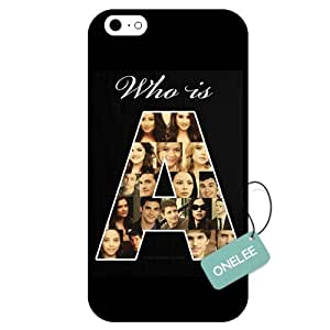 Onelee(TM) - Customized Pretty Little Liars TPU Apple iPhone 6 Case Cover - Black 05