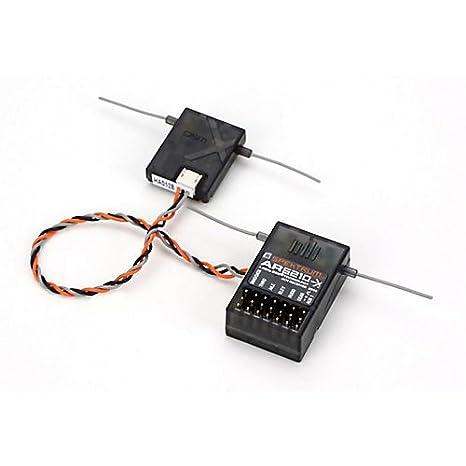 Spektrum AR6210 6-Channel DSMX Receiver