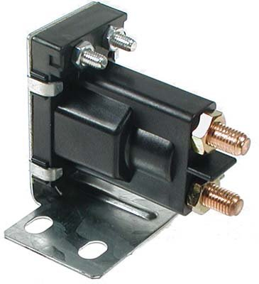 EZGO 12 Volt 4 Terminal #120 Series Solenoid (94-Up) 4-Cycle TXT Gas  Ezgo Txt Wiring Diagram on