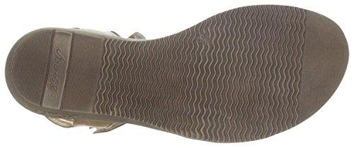 Mod8 Hornito - Sandalias de vestir de Piel Lisa para niña Marrón naturel marron Marrón - naturel marron