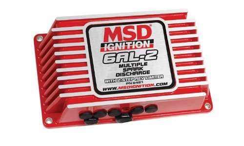 Ignition Controller - MSD 6421 6AL-2 Ignition Control with 2-Step Rev Limiter