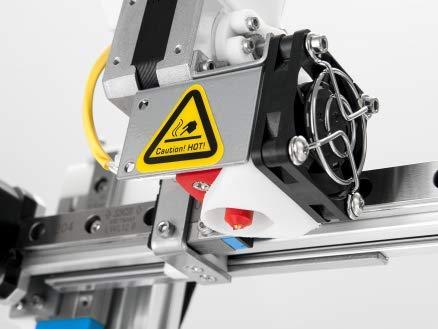 Impresora Tiertime Cetus3D-MK2 versión estándar: Amazon.es ...