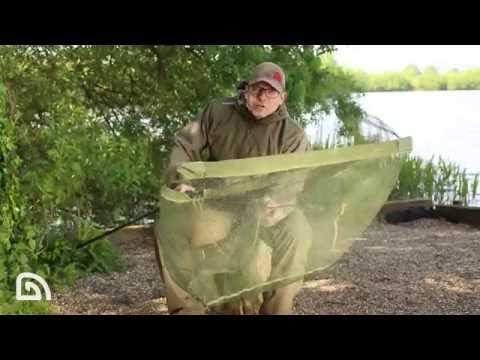 Trakker Filet Datterrissage Shallow Mesh Olive