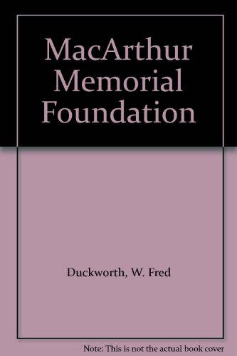 MacArthur Memorial Foundation - Norfolk Macarthur