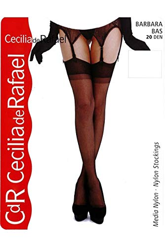 - Barbara Bas Classic Stockings by Cecilia De Rafael (Small, Lavander)