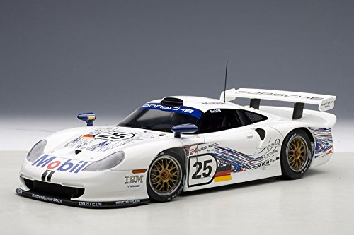 1997 Porsche 911 GT1 #25 24hrs Lemans H.Stuck/T.Boutsen/B.Wollek for sale  Delivered anywhere in USA