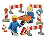 : Woody Click Construction Road Workers