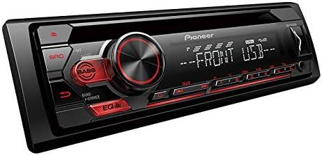 PIONEER DEH-S1100UB CDレシーバー AM/FMチューナー付き