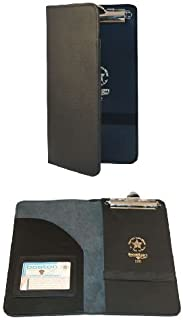 product image for Boston Leather 5882-1 Citation Holder Pocket ID Holder & Ticket Book Slot