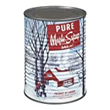 Decacer Pure Maple Syrup, Canada Grade A, 540ml Can Made in Canada
