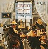 フンメル:ピアノ五重奏曲集