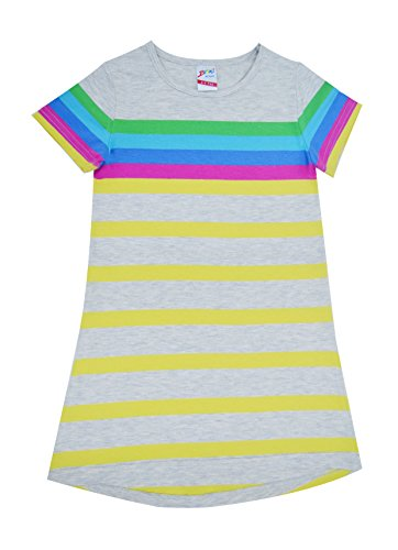 Brix Girls Short Sleeve Cotton Nightgown – Super