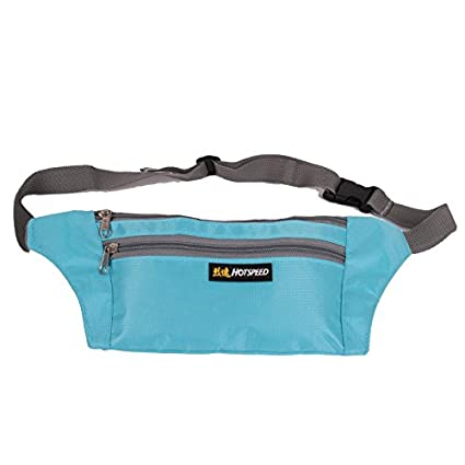 759e0b6cf958 Amazon.com: Kayboo Waist Bag Travel Pouch Pack with Waist Strap ...