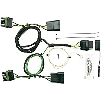 Amazon.com: Hopkins 42615 Plug-In Simple Vehicle Wiring Kit ... on