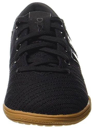 adidas Jungen Nemeziz 17.4 in Sala Fußballschuhe Schwarz (Core Black/Core Black/Utility Black)