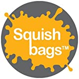 """Squish Bags - Rosin Press Bags (2.5"""" x 4.5"""") - 50"""