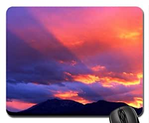 Sunset Mouse Pad, Mousepad (Sky Mouse Pad)