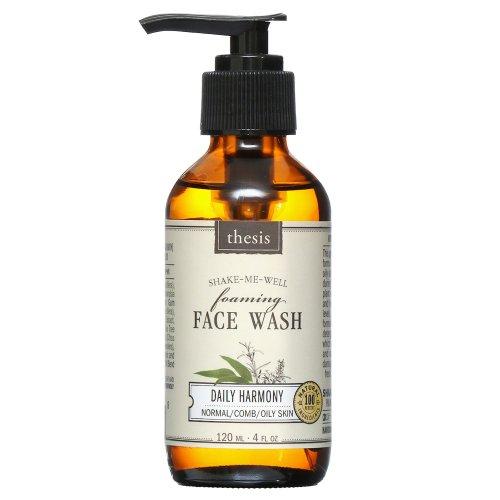Lavage du visage harmonie quotidienne pour grasse / combinaison / problème de peau