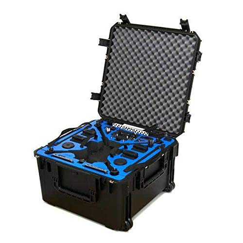 Go Professional Cases Hard Case for Matrice 200/210 Quadcopter & Accessories by GoProfessional Cases