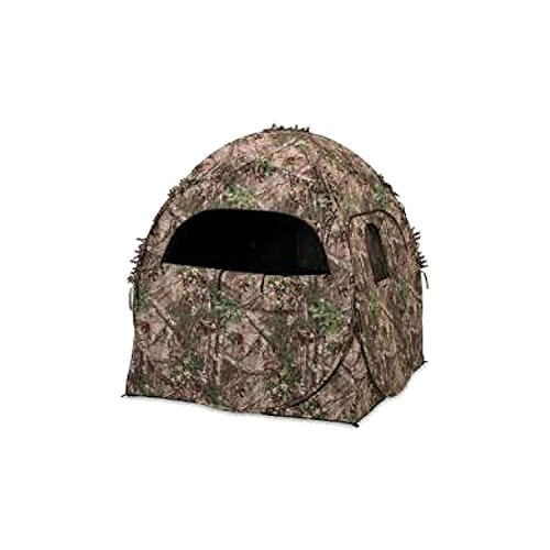 Blind Ameristep 1RX2S010 Doghouse Spring Steel Ground Hunting Realtree Xtra Camo
