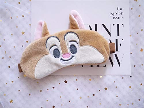 Ice Goggles    Cartoon Cute Shading ice Goggles Chipmunk Eye -