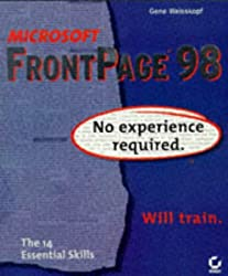 Microsoft Frontpage 98: No Experience Required