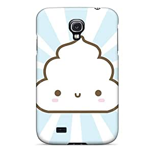 Cute Appearance Cover/tpu VzBUpid6206mHtBJ Holy Poo A Day Case For Galaxy S4