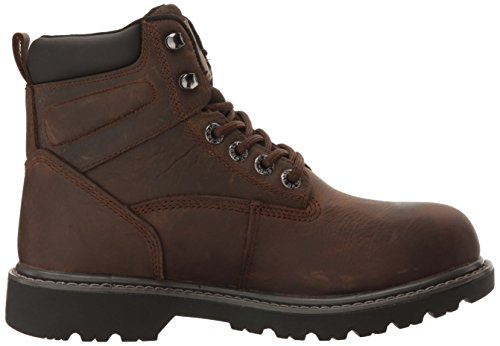 Wolverine Work Toe Soft Boot Floodhand Women's Brown Waterproof 6