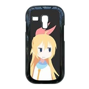 I8190 caso nisekoi B9P18D5IM funda Samsung Galaxy S3 Mini funda B55272 negro