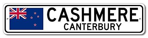 The Lizton Sign Shop Cashmere, Canterbury Aluminum New Zealanders, Kiwi Flag Sign, New Zealand Custom Flag Sign - ()