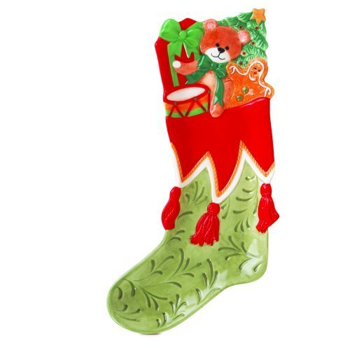 Fitz and Floyd Snack Therapy Stocking by Fitz and Floyd ()