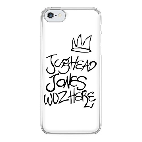 Fun Cases - Jughead Jones Woz Here - Riverdale Phone Case - iPhone 7 Compatible