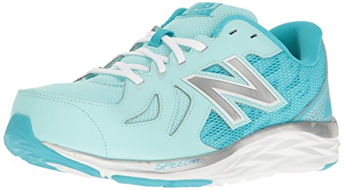 New Balance 790v6, Zapatillas Unisex Niños Multicolor (Blue/silver)
