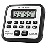 Alarm Timer/Stopwatch, Accuracy 0.01 Pct