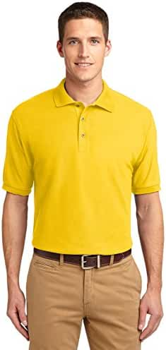 Port Authority Men's Extended Size Silk Touch Polo